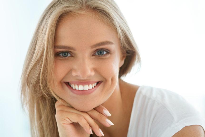 Women Switching Dentures