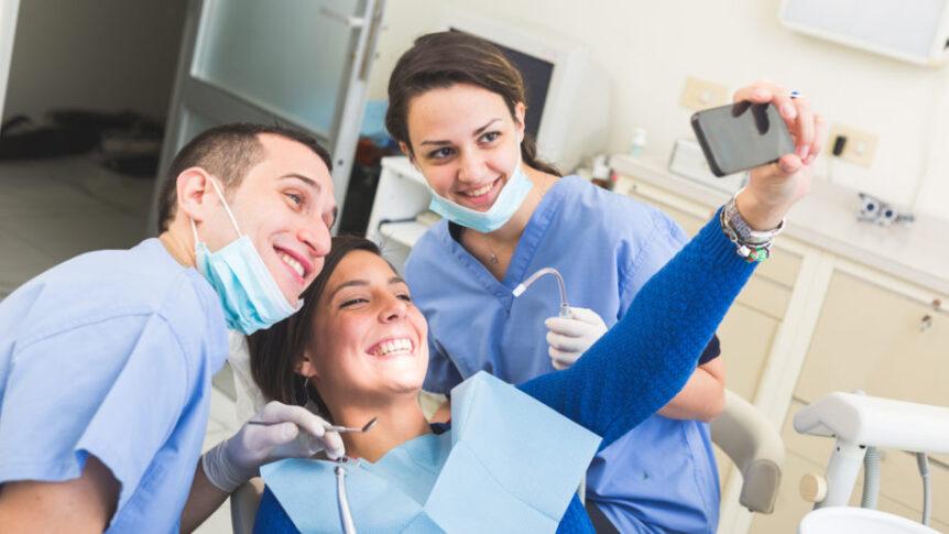 Dentists on Social Media